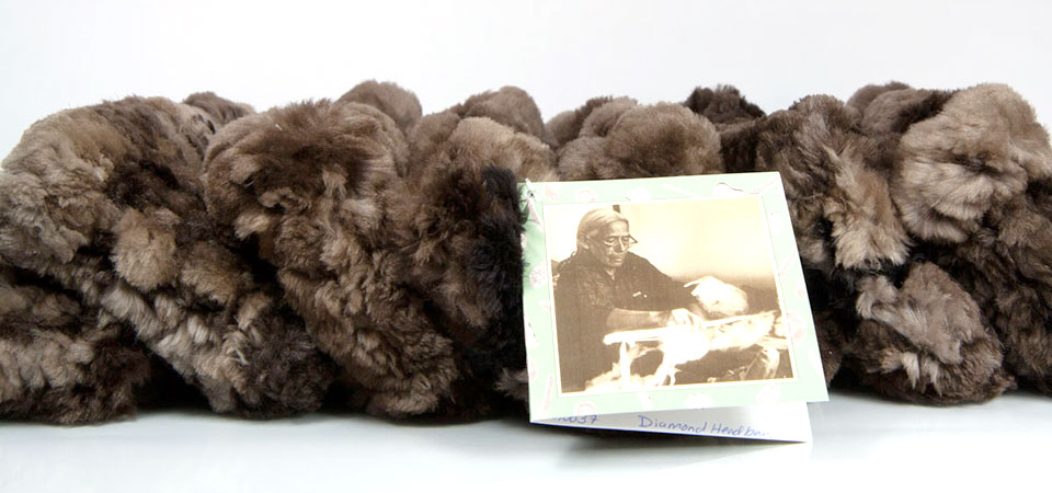Knit Sheared Beaver Fur Products
